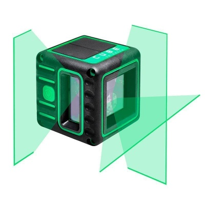 Лазерный уровень ADA CUBE 3D GREEN PROFESSIONAL EDITION